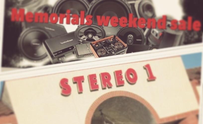 Big savings $$$ #stereo1shop